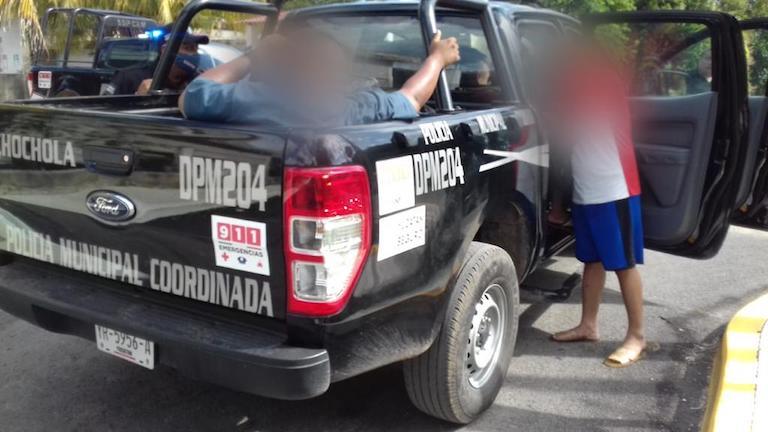Policia-Chochola