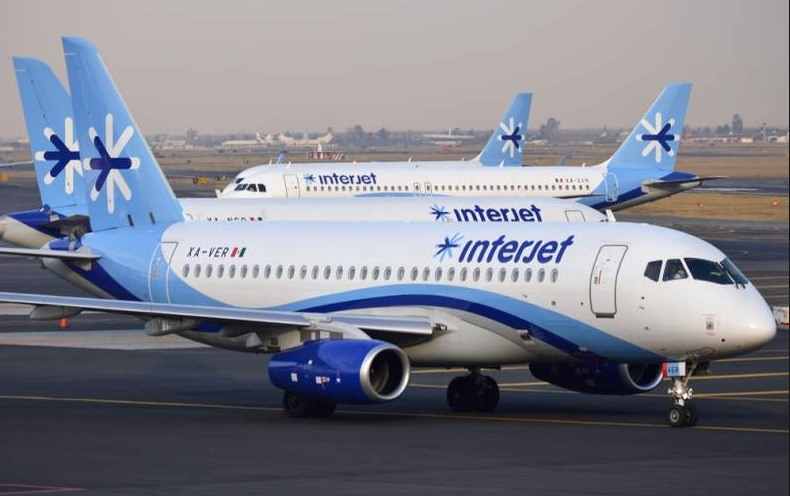 Interjet-Aviones