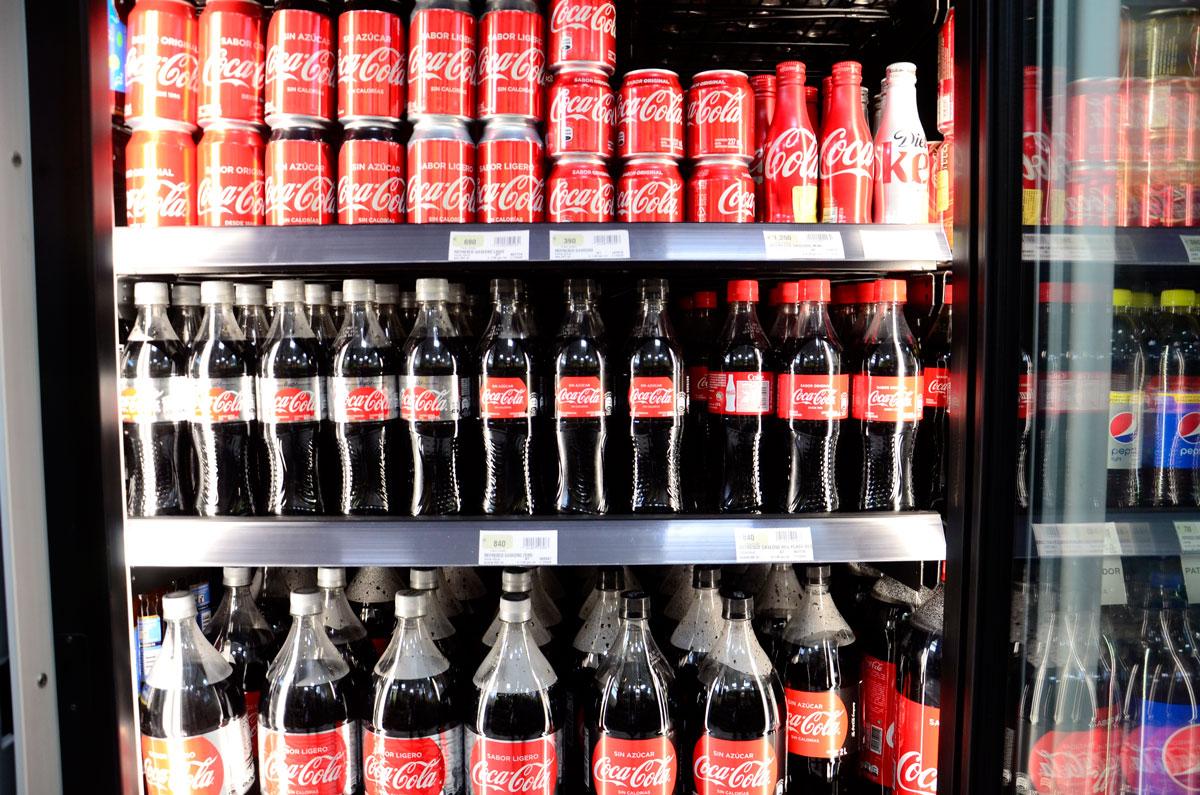 Supermercado-gaseosas-coca-cola