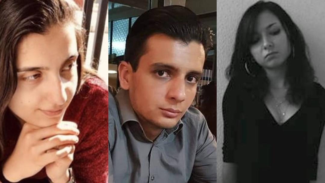 Las-asesinas-Maria-y-Mariana-junto-a-Diogo-Gonclaves-su-victima.-Foto-Social-Media